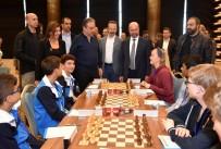 DÜNYA SATRANÇ OLİMPİYATI - Dünya Satranç Olimpiyatı Konya'da Başladı