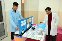 ENGELLİ VATANDAŞ - Engelli Vatandaşa Engelsiz Ulaşım Projesi