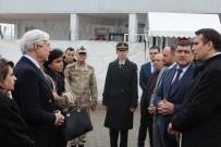 AVRUPA PARLAMENTOSU - Gaziantep Avrupa Parlamentosu Türkiye Forumu Üyelerini Ağırladı.