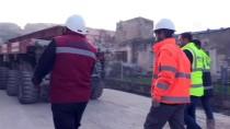 GÜNEYDOĞU ANADOLU PROJESI - Hasankeyf'teki Eyyubi Camisi'nin Taşınması