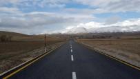 GÜNEYCE - İpekyolu'nun Yol Ve Asfalt Çalışmaları Tamam
