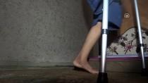 YAŞAM ŞARTLARI - İsrail'in Engelli Bıraktığı Filistinli Muhammed, Protez Bacağın Hayalini Kuruyor