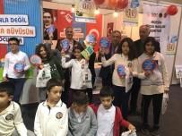 GÖNÜL ELÇİLERİ - Kitap Fuarında Çocuk Komitesi Standı