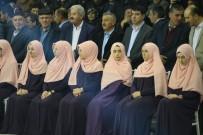 BAŞÖRTÜLÜ - Kur'an Kurslarındaki 41 Kız Öğrenci İçin İcazet Töreni Düzenlendi