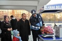 PAZARCI ESNAFI - Mamak Zabıtası 82 Bin İşlem Yaptı