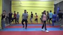KADER - Milli Antrenör Çiftten Bitlis'te 'Wushu Sanda' Eğitimi