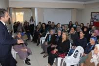 KİLO KONTROLÜ - Nazilli'de 'Eklem Ağrıları Ve Diz Kireçlenmesi' Semineri Yapıldı