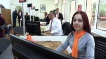 MEHMET KARAMAN - Nüfus Çalışanları Farkındalık İçin 'Turuncu' Giydi