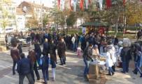 İBRAHİM SADIK EDİS - Öğretmenlerden Hamsili Kutlama
