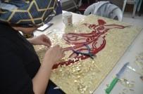 KOMPOZISYON - Safranbolu'da Mozaik Sanatı Yaşatılıyor