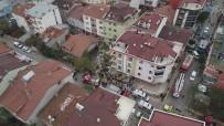 ASKERİ HELİKOPTER - Sancaktepe'de Askeri Helikopter Düştü Açıklaması 3 Şehit