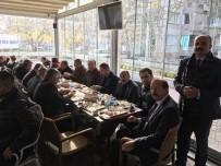 TÜRK EĞITIM SEN - Sarıgöl Türk Eğitim Sen Kahvaltıda Buluştu