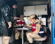 TRAFİK CEZASI - Siirt'te Jandarmadan 'Güven Ve Huzur Uygulaması'