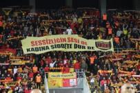 YASIN ÖZTEKIN - Spor Toto Süper Lig Açıklaması Göztepe Açıklaması 0 - Medipol Başakşehir Açıklaması 1 (İlk Yarı)