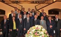 NEÇİRVAN BARZANİ - Türk İş İnsanları Heyeti Barzani İle İki Ülke Ticaretini Görüştü