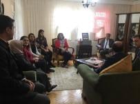 ŞEHİT UZMAN ÇAVUŞ - Vali Gürel Şehit Ailelerini Yalnız Bırakmıyor