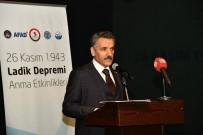 OSMAN KAYMAK - Vali Kaymak'tan 'Deprem Sigortası' Uyarısı