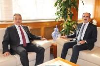 MESNEVI - Vali Toprak'dan Başkan Altay'a Ziyaret