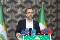 TUTUKLULUK SÜRESİ - Yargıtay, HÜDA-Par'ın 3 Yöneticisinin Hizbullah Üyeliğini Onadı