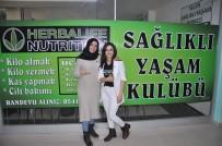 ŞIŞMANLıK - Yüksekova'nın Kilo Sorununa Genç Kızlardan Çözüm