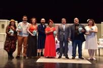 TİYATRO FESTİVALİ - 10 Bini Aşkın Tiyatrosever Tiyatro Oyunları İle Buluştu