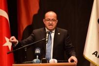 ÇANAKKALE VALİLİĞİ - AK Parti'nin Çanakkale  Belediye Başkan Adayı Ayhan Gider Oldu