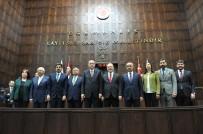 HİLMİ BİLGİN - AK Parti Sivas Belediye Başkan Adayı Hilmi Bilgin Oldu