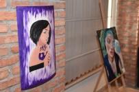 KADINA YÖNELİK ŞİDDETLE MÜCADELE - Altındağlı Kadınların Eserleri Şiddetin Önüne Geçti