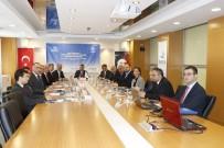 ZONGULDAK VALİSİ - BAKKA, Kasım Ayı Yönetim Kurulu Toplantısını Yaptı