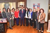 ÇAĞDAŞ YAŞAMı DESTEKLEME DERNEĞI - Başkan Çetin Açıklaması 'Kadın Dostu Belediyeyiz'