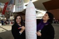 KADINA YÖNELİK ŞİDDETLE MÜCADELE - Başkan Sözen Açıklaması 'Daima Kadınlarımızın Yanındayız'