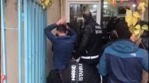 POLİS HELİKOPTERİ - Beyoğlu'nda Uyuşturucu Operasyonu