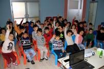 NENE HATUN - Bismil'de Anaokulu Öğrencilerine Geri Dönüşüm Semineri Verildi