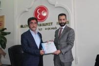 DAVUL ZURNA - Çakır, Aziziye Belediye Başkanlığı Aday Adaylığı İçin Resmi Başvurusunu Yaptı