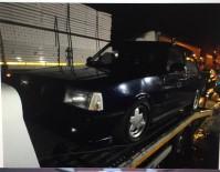 Çanakkale'de Drift Atan Sürücüye Ceza Yağdı