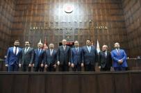 SİYASAL BİLGİLER FAKÜLTESİ - Çorum Belediye Başkan Adayı Halil İbrahim Aşgın Oldu