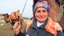 ODABAŞı - Deveci Kadınlar Yörük Kültürünü Yaşatıyor