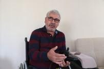 GARIBAN - Engelliye Sıfır Fiyatına İkinci El Çalışmayan Joistik Gönderdiler