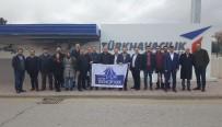HÜRKUŞ - Erciyes Teknopark TAI Tesislerine Teknik Gezi Düzenlendi