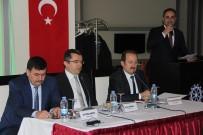 ERZİNCAN VALİSİ - Erzurum'da 'Milli Teknoloji Güçlü Sanayi Hamlesi Yolunda Sanayimizin Geleceği' Adlı Toplantı Düzenlendi