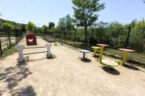 PIR SULTAN ABDAL - Eyüpsultan'ın Yeni Konsept Parkları, 7'Den 70'E Herkesin Buluşma Noktası Oluyor