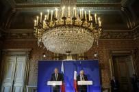 PROVOKASYON - Fransız Bakandan Rusya Ve Ukrayna'ya Sakinlik Çağrısı