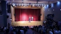 KIRMIZI HALI - Gazze'de Kırmızı Halı Film Festivali başladı