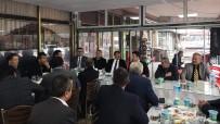 SOSYAL TESİS - Gökçebey 'De Kaymakam Ve Muhtarlar Bir Araya Geldi