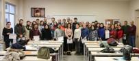 MESLEK LİSELERİ - GRÜ'de Proje Döngüsü Yönetimi Eğitimi Düzenlendi