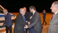 MURAT ZORLUOĞLU - Gümrükçüoğlu'na Coşkulu Karşılama