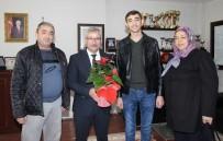 HÜSEYIN YARALı - Güneydoğu Gazisinden Başkan Yaralı'ya Teşekkür