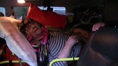 Hastaneden Taburcu Oldu Evine Dönüşü Çileye Dönüştü