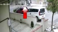 ASKERİ HELİKOPTER - Helikopterin Düşme Anı Kamerada