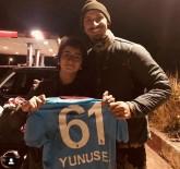 YABAN KEÇİSİ - Ibrahimovic Antalya'daydı